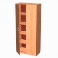 Шкаф для документов закрытый, разм. 800Х400Х1800