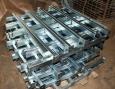 Цинкование легированной стали