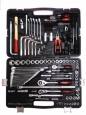Набор инструмента, 142 предмета, 6 граней, «Сервис-Ключ»