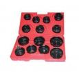 Набор спецключей-крышек для смены масляного фильтра KA-6538