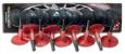 Грибок для бескамерных шин, 9x50мм, с кордом БХЗ,  Г-2У