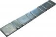 Груз самоклейка сталь низкопрофильный Fе, 50 шт/уп