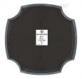Пластырь «Rossvik», кордовый для диагональных шин, 100мм, 2сл