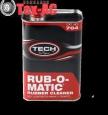 Чистящая жидкость «Rub-O-Matic», 1000мл, «Tech»