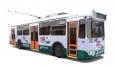 Брендирование троллейбуса