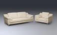 Комплект Лилия (диван и кресло)