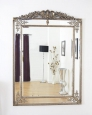 Напольное зеркало Дилан (florentine silver)