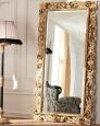 Напольное зеркало Кингстон (19С. gold)