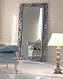 Напольное зеркало Кингстон (florentine silver)