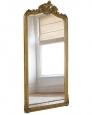 Напольное зеркало Лоренцо (antique gold)
