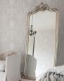Напольное зеркало Лоренцо (soho silver)