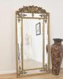 Напольное зеркало Пабло (14С. gold)