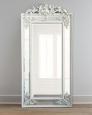 Напольное зеркало Пабло (Chalk white)