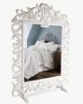 Напольное зеркало Энна (white)
