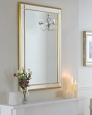 Зеркало в раме Дорсет (20C. Gold)