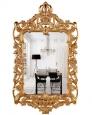 Зеркало в раме Монтрэ (sands gold)
