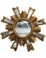 Интерьерное зеркало Латерза (Antique gold)