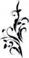 Наклейка «Азалия»