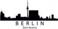 Наклейка «Берлин»