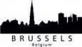 Наклейка «Брюссель»