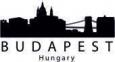 Наклейка «Будапешт»
