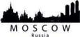 Наклейка «Москва»