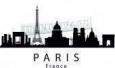 Наклейка «Париж»