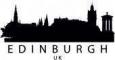 Наклейка «Эдинбург»
