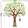 Наклейка «Дерево с дуплом (160 х 140 см)»