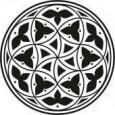 Наклейка «Трискелис»
