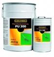 Полиуретановое финишное покрытие PU 300 (Polyurethanbeschichtung PU 300)