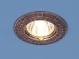 Точечный светильник ELEKTROSTANDARD 7202 медь (RAB)