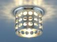 Точечный светильник ELEKTROSTANDARD 7267 CH (хром)