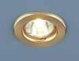 Точечный светильник ELEKTROSTANDARD 9210 GD (золото)