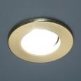 Светильник потолочный ELEKTROSTANDARD 3224B R50 (золото матовое)
