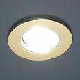 Светильник потолочный ELEKTROSTANDARD 3224B R50 (золото)