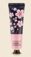 Крем для рук c ароматом духов TONY MOLY Natural Green Hand Cream Cherry Blossom 30 мл