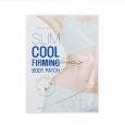 Охлаждающий пластырь для похудения TONY MOLY Slim Cool Firming Body Patch 16 гр