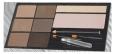 Набор для коррекции бровей MALVA Brow Artistry M478