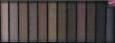 """Набор теней для век MALVA """"Temp"""" M471 Тон 01"""