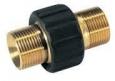 Соединительная муфта для шлангов ВД с изоляцией, 400bar, М22:М22