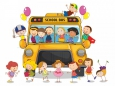 Автобус для школьной экскурсии