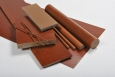 Текстолит ПТ лист 50мм (~1*2м) (~143кг) Китай