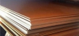 Текстолит ПТ лист 5мм (~1*2м) (~16кг) Китай