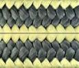 Чистая фторопластовая набивка из филаментного волокна RK-250F