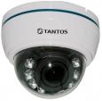 TSc-Di720pAHDv (2.8-12) купольная видеокамера