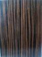 Натуральный шпон эбеновое дерево для фасада