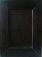 Фасад: шпон дуб под морилкой + лак