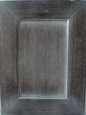 Фасад: шпон дуба спецэффект - патина