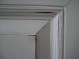 Фасад: МДФ, эмаль + спецэффект потертости, покрытие лак №1